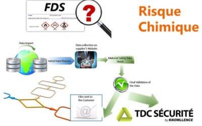 Comment gérer efficacement vos FDS et l'évaluation du risque chimique ?