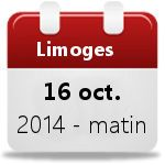 Ville de Gueret et SECURITUDE témoignent à Limoges, le 16 oct. 2014