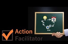 Action facilitator, gestion des plans d'action
