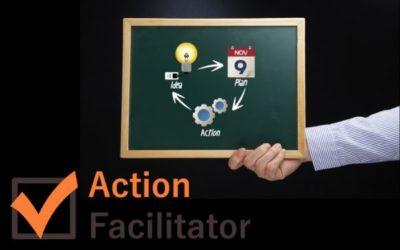 Action Facilitator : workflow et exemple de plan d'action Entreprise