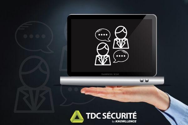 Audit interne et Causerie Sécurité avec le logiciel TDC Sécurité