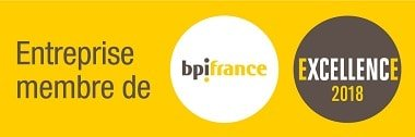 Membre de BPI Excellence 2018