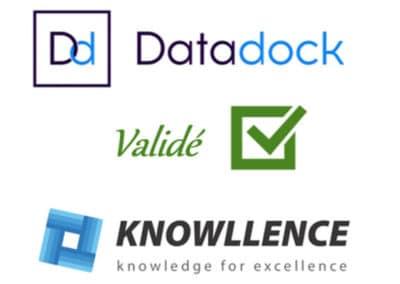 Knowllence est validé sur Datadock en tant qu'Organisme de Formation