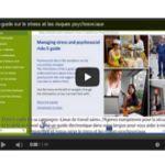 L'EU-OSHA publie un guide électronique gratuit sur la prévention du stress et des risques psychosociaux au travail