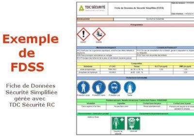 FDSS : comment communiquer facilement sur le risque chimique et respecter ses obligations légales