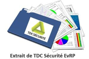 Extrait de rapport TDC Sécurité EvRP