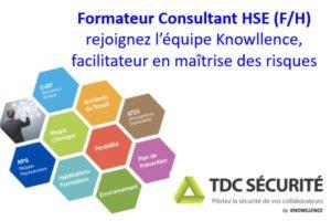 Formateur HSE