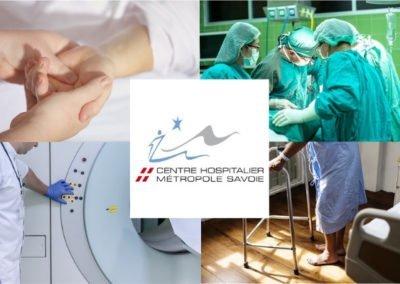 Un logiciel EvRP au Centre Hospitalier Métropole Savoie