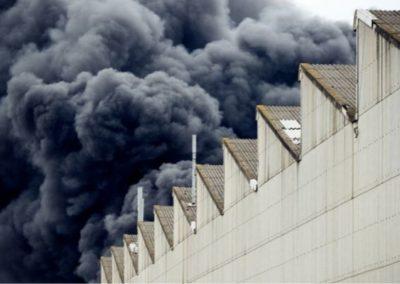 A quoi sert TDC Sécurité Risque Chimique en cas d'incendie comme à Rouen ?