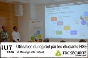 Logiciel Document unique à IUT HSE 14