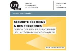 IIUT HSE 14 Caen - site de Vire