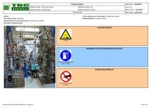 Logiciel document unique : fiches de poste, instructions de travail
