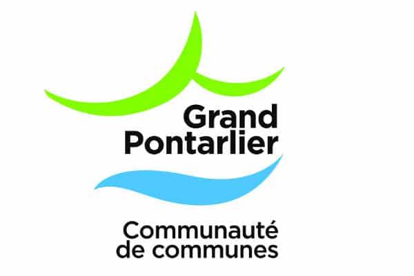 logo Grand Pontarlier Communauté de Communes