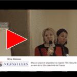 vidéo Document unique accidents travail Versailles