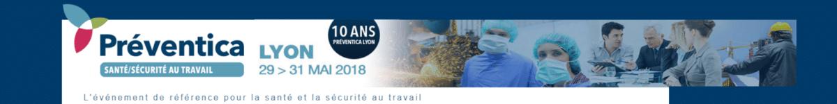 TDC Sécurité sur Préventica Paris 2017