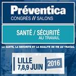 TDC Sécurité at Préventica 2016 Exhibition