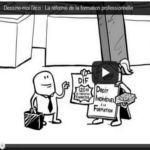 Compte personnel de formation : vidéo & liens avec la Pénibilité