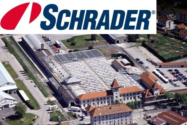 Schrader utilise TDC Sécurité