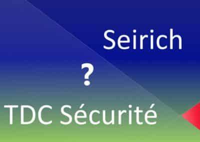 Logiciel Risque Chimique : positionnement TDC Sécurité vs SEIRICH