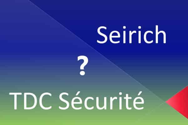 Seirich TDC Sécurité : positionnement