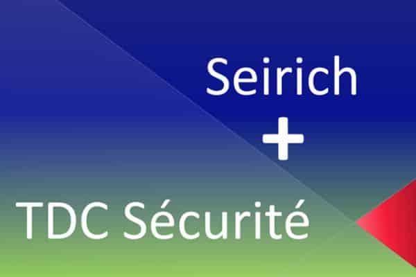 TDC sécurité en complément à Seirich