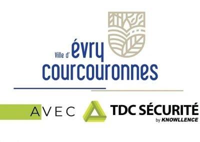 Satisfaction sur notre solution à la Ville d'Evry-Courcouronnes