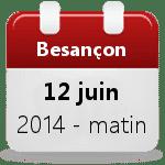 Besançon 12 juin 14 : témoignages CCL et Schrader + démo
