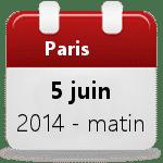 Document unique CNAV témoigne le 5 Juin 2014 (Paris)