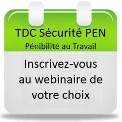 Inscrivez-vous au webinaire Logiciel TDC Sécurité Pénibilité au Travail !